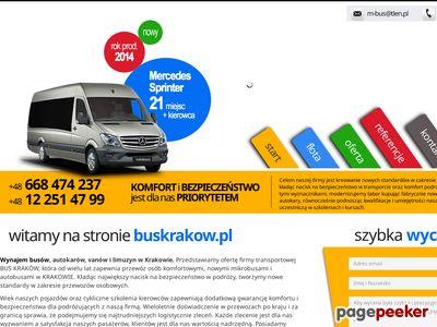 Busy Kraków