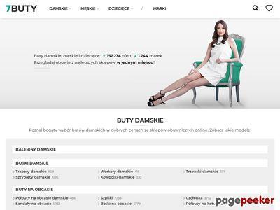 Buty360 - Obuwie z najlepszych sklepów internetowych