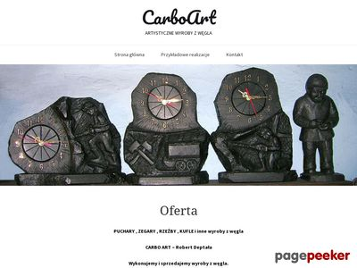 CarboArt: upominki na dzień św. Barbary