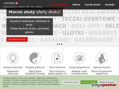 CAREZZA - Agencja Reklamy | Druk | Agencja Hostess
