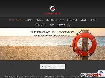 Caver Sp zoo - Biuro rachunkowe Bielsko