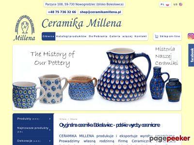 Unikatowe wyroby ceramiczne