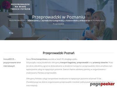 Przeprowadzki Poznań