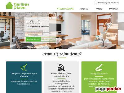 Clear House & Garden – profesjonalne sprzątanie