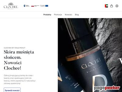 Kosmetyki Organiczne CLOCHEE