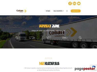 Colian Logistic - Spedycja i Transport międzynarodowy