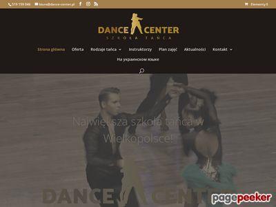 Kurs tańca Poznań