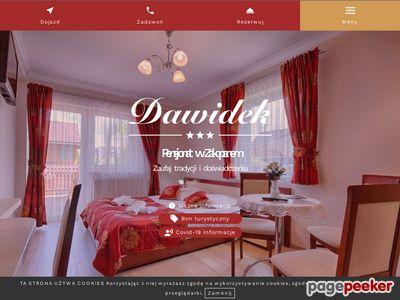 Dawidek.pl - pensjonaty Zakopane