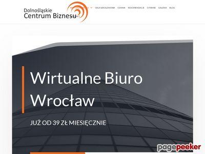 Biura do wynajęcia Wrocław