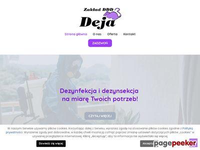 dezynsekcja Katowice | www.ddd.pl