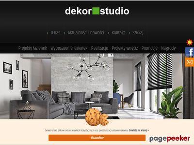 Płytki Ceramiczne Dekor Studio
