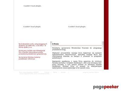 Dekret Consulting - usługi księgowe Kraków