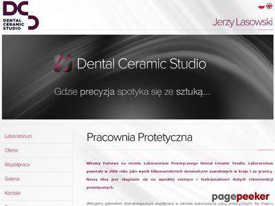 Dental Ceramic Studio - Protetyk Gdańsk, Trójmiasto, Jerzy Lasowski