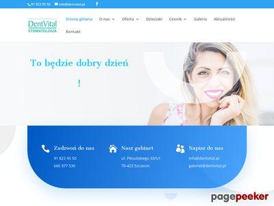 Dentvital :: Stomatolog Szczecin :: Dentysta Szczecin