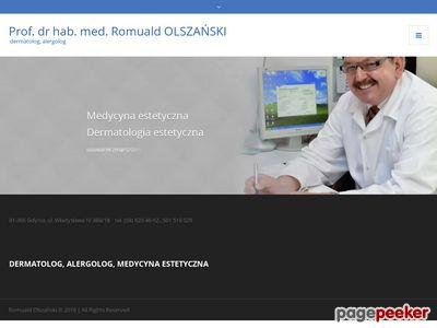 ROMUALD OLSZAŃSKI usuwanie tłuszczu Gdynia