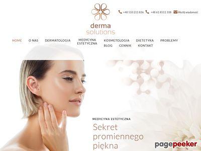 Gabinet kosmetyki estetycznej w Poznaniu