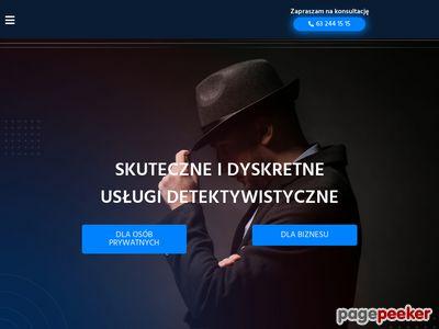 Biuro Detektywistyczne KRAK - Prywatny Detektyw