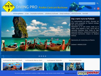 Divingpro.eu - nurkowanie w Egipcie