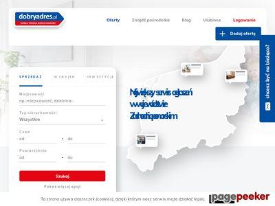 Portal z największą liczbą ogłoszeń nieruchomości