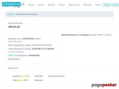 Www.doce.pl - porady budowlane