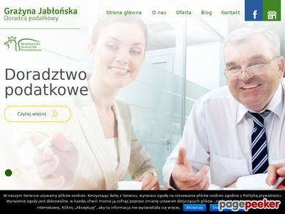 Jabłońska Grażyna obsługa księgowa gliwice