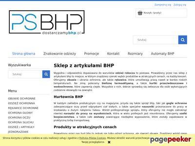 PS BHP - Hurtownia BHP