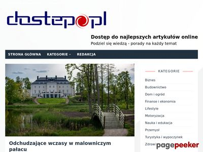 Dostep.pl - artykuły i ciekawostki