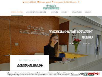 Dentysta, stomatolog Szczecin - Stomatologia estetyczna