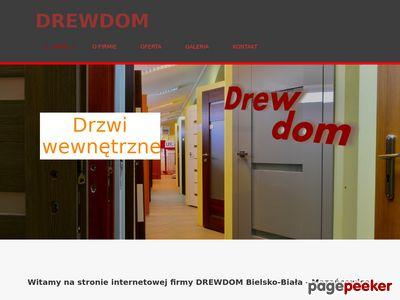 Drzwi i okna – Drewdom Bielsko Biała