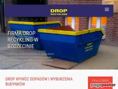 Wywóz odpadów Szczecin