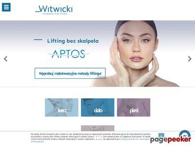 Lifting twarzy Warszawa