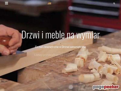 Drzwi rzeźbione - drzwinawymiar.com