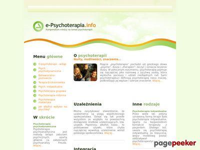 E-Psychoterapia.info