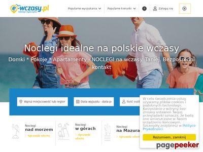 e-wczasy.pl - noclegi nad morzem