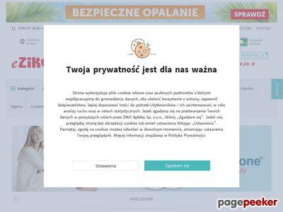 Apteka Internetowa e-ZikoApteka.pl