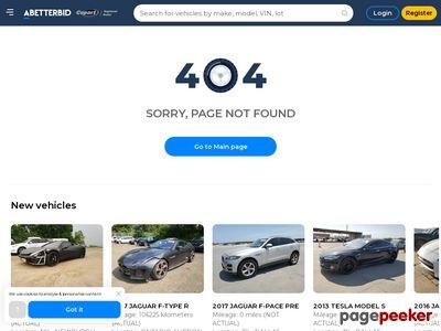 COPART USA. Samochody USA