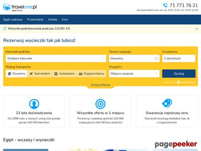 Wczasy last minute w Egipcie - najlepsze oferty znajdziesz na portalu Egipt.info.pl
