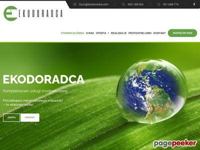 Ekodoradca - pozwoenia środowiskowe