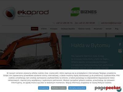 Ekoprod Sp. z o.o. kruszywa drogowe