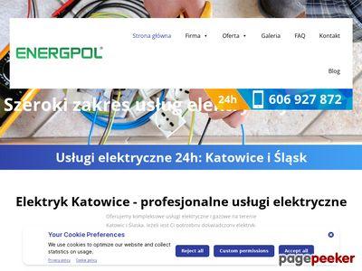 Profesjonalne usługi elektryczne w Katowicach