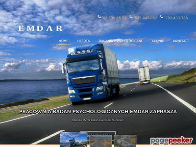 Psychologiczne badania kierowców Łódź