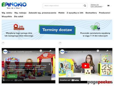 Www.epinokio.pl