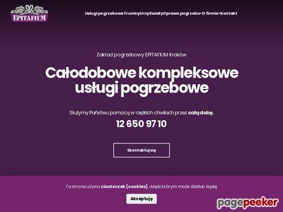 Epitafium.krakow.pl - kremacje zwłok