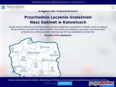 Zabieg implantacji esperalu - Katowice
