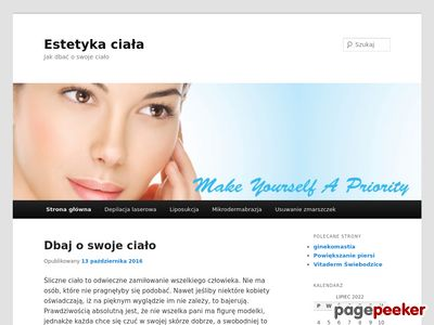 Estetyka ciała z dermatologią estetyczną