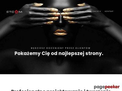 Profesjonalne projektowanie tworzenie stron www cennik strony internetowe Zielona Góra.
