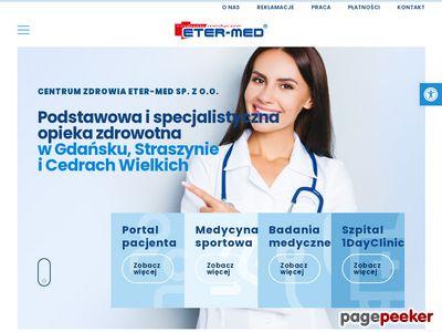 Centrum Zdrowia ETER-MED Sp. z o.o.