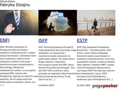 Projektowanie i wdrażanie stron www