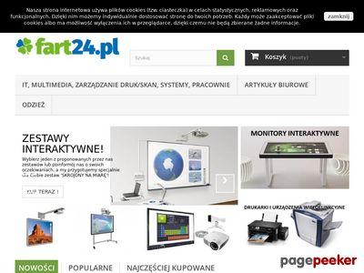 Fart24 sklep ze sprzętem multimedialnym