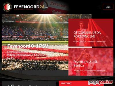 Feyenoord24.net - Polskie centrum Portowców!